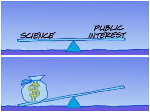 We need checks and balances in our scientific system to remove conflicts of interest